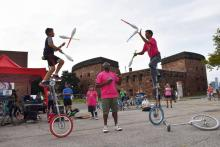 Festivals, September 01, 2019, 09/01/2019, NYC Unicycle Festival