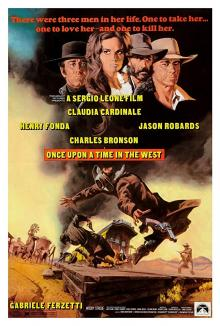 Films, August 01, 2019, 08/01/2019, Once Upon a Time in the West (1968): Sergio Leone's Western With Henry Fonda
