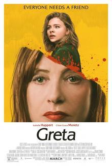 Films, August 12, 2019, 08/12/2019, Greta (2018): Friendship Becomes Suddenly Disturbing