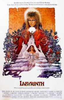 Films, March 20, 2020, 03/20/2020, !!!CANCELLED!!! Labyrinth (1986): Fantasy With David Bowie And Jennifer Connelly !!!CANCELLED!!!