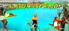 Plays, August 25, 2019, 08/25/2019, The Merry Wives of Windsor: Shakespeare in the Borscht Belt