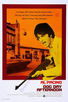 Films, August 16, 2019, 08/16/2019, Dog Day Afternoon (1975): Oscar Winning Crime With Al Pacino