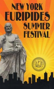 Plays, August 01, 2019, 08/01/2019, New York Euripides Summer Festival: Daughters of Troy