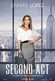 Movie in a Parks, August 02, 2019, 08/02/2019, Second Act (2018): Comedy-Romance with Jennifer Lopez, Vanessa Hudgens, Leah Remini (Outdoors)