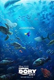 Movie in a Parks, August 06, 2019, 08/06/2019, Finding Dory (2016): Animated Adventure (Outdoors)
