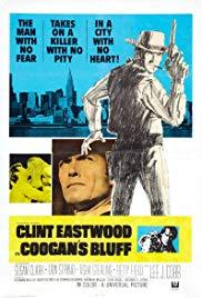 Movie in a Parks, August 16, 2019, 08/16/2019, Coogan's Bluff (1968): Western with Clint Eastwood, Lee J. Cobb (Outdoors)