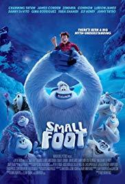 Movie in a Parks, August 21, 2019, 08/21/2019, CANCELLED***Smallfoot (2018): Abominable Snowman's Animated Adventure (Outdoors)***CANCELLED