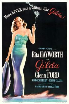 Films, March 11, 2020, 03/11/2020, Gilda (1946): Film-Noir Drama With Rita Hayworth