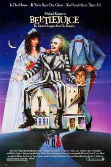 Films, August 12, 2019, 08/12/2019, Tim Burton's Beetlejuice (1988): Oscar Winning Fantasy With Alec Baldwin