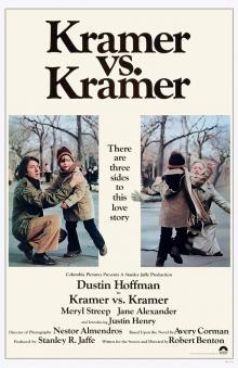 Films, August 22, 2019, 08/22/2019, Kramer vs. Kramer (1979): Five Time Oscar Winning Drama With Dustin Hoffman And Meryl Streep