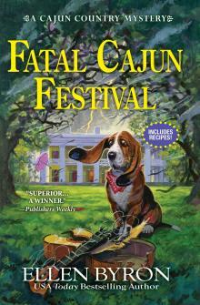 Author Readings, September 17, 2019, 09/17/2019, Fatal Cajun Festival: Killer at a Concert