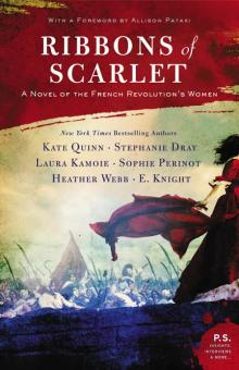 Author Readings, October 03, 2019, 10/03/2019, Ribbons of Scarlet: Six Women and the French Revolution