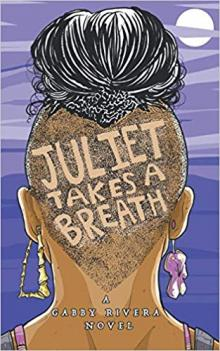 Author Readings, September 16, 2019, 09/16/2019, Juliet Takes a Breath: Award-Winning Fiction