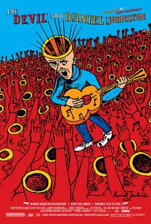 Films, August 28, 2019, 08/28/2019, Documentary: The Devil and Daniel Johnston (2005): Life Of An American Musician