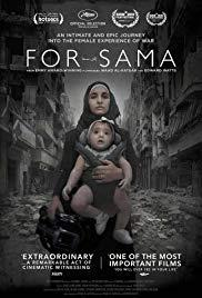 Movie in a Parks, September 20, 2019, 09/20/2019, For Sama (2019): The Female Experience of War (Outdoors)