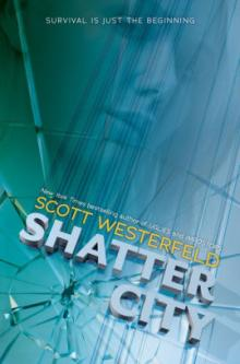Author Readings, September 21, 2019, 09/21/2019, Shatter City: Sci-Fi Sequel