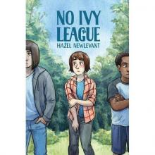 Author Readings, August 23, 2019, 08/23/2019, No Ivy League: A Debut Graphic Novel