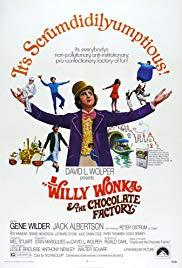 Movie in a Parks, August 29, 2019, 08/29/2019, Willy Wonka & The Chocolate Factory (1971): Musical Fantasy with Gene Wilder, Jack Albertson (Outdoors)