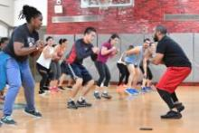 Workshops, September 07, 2019, 09/07/2019, Jumping into Fall Fitness
