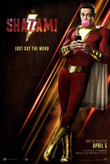 Films, September 26, 2019, 09/26/2019, Shazam! (2019): A Fourteen Year Old Superhero