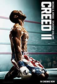 Movie in a Parks, September 08, 2019, 09/08/2019, Creed II (2018): Boxing Drama with Michael B. Jordan, Sylvester Stallone, Tessa Thompson (Outdoors)