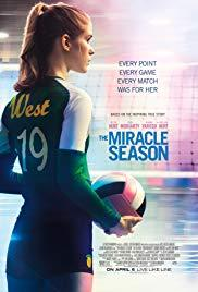Movie in a Parks, September 13, 2019, 09/13/2019, The Miracle Season (2018): Sports Drama with Helen Hunt, William Hurt (Outdoors)