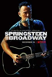 Films, September 18, 2019, 09/18/2019, Springsteen on Broadway (2018): The Boss's Netflix Special