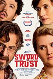 Films, September 21, 2019, 09/21/2019, Sword of Trust (2019): Comedy of Inheritance with Marc Maron