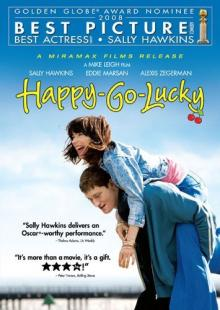 Films, September 20, 2019, 09/20/2019, Happy-Go-Lucky (2008): Oscar Nominated Story Of An Optimistic Teacher