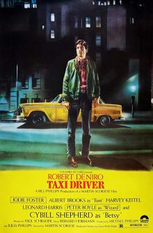 Films, October 10, 2019, 10/10/2019, Martin Scorsese's Taxi Driver (1976): Four Time Oscar Nominated Drama With Robert De Niro And Jodie Foster