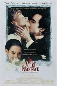 Films, September 02, 2019, 09/02/2019, Scorsese's The Age of Innocence (1993): Oscar Winning Drama WithDaniel Day-Lewis, Michelle Pfeiffer And Winona Ryder