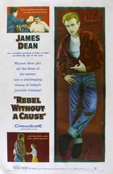 Films, September 07, 2019, 09/07/2019, Rebel Without a Cause (1955): Three Time Oscar Nominated Drama With James Dean And Natalie Wood