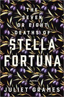 Author Readings, September 19, 2019, 09/19/2019, The Seven or Eight Deaths of Stella Fortuna: Woman Tries To Survive In A Patriarchal Community