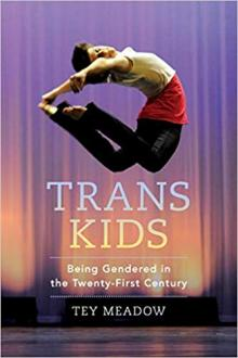 Author Readings, September 13, 2019, 09/13/2019, Trans Kids: Being Gendered in the Twenty-First Century