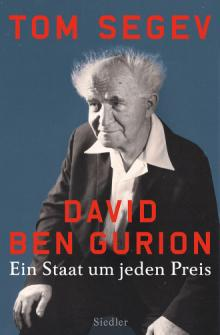 Author Readings, October 21, 2019, 10/21/2019, David Ben-Gurion: A Biography of the Founder of Israel