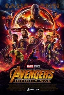 Films, September 16, 2019, 09/16/2019, Avengers: Infinity War (2018): Oscar Nominated Superhero