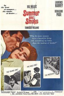 Films, September 16, 2019, 09/16/2019, Summer and Smoke (1961): Four Time Oscar Nominated Drama
