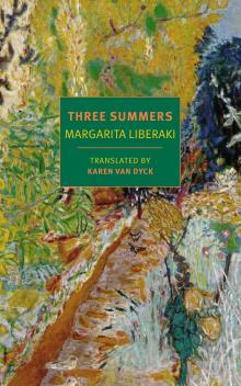 Author Readings, September 27, 2019, 09/27/2019, Three Summers: Translating Girlhood