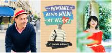 Author Readings, September 19, 2019, 09/19/2019, The Importance of Being Wilde at Heart: Surreal Journey Through First Love and Heartbreak
