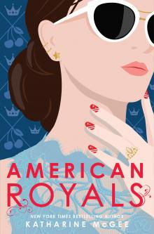Author Readings, September 10, 2019, 09/10/2019, American Royals: An Alternate Version of the Modern World