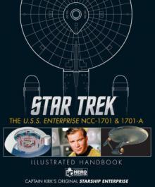 Author Readings, October 04, 2019, 10/04/2019, Star Trek: The U.S.S. Enterprise NCC-1701 Illustrated Handbook