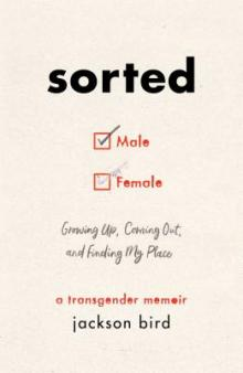 Author Readings, September 25, 2019, 09/25/2019, Sorted: Growing Up, Coming Out, and Finding My Place