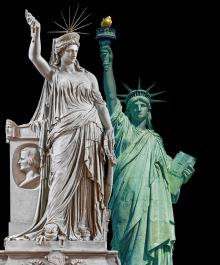 Slide Lectures, October 18, 2019, 10/18/2019, Sisters in Liberty: From Florence to New York