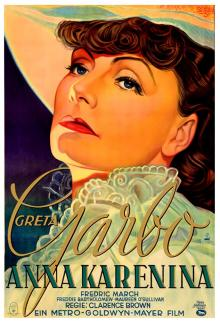 Films, September 30, 2019, 09/30/2019, Anna Karenina (1935) With Greta Garbo: Adaptation Of The Novel By Leo Tolstoy