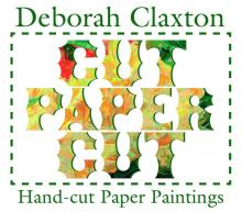 Opening Receptions, September 25, 2019, 09/25/2019, Cut Paper Cut: Hand-Cut Paper Paintings