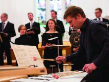Concerts, October 15, 2019, 10/15/2019, Scandinavian Choral Music