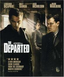 Films, October 02, 2019, 10/02/2019, Martin Scorsese's The Departed (2006): Crime Drama With Leonardo DiCaprio, Matt Damon And Jack Nicholson