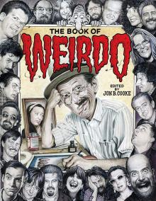 Author Readings, October 28, 2019, 10/28/2019, The Book of Weirdo: An Influential Comics Anthology