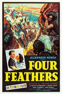 Films, October 04, 2019, 10/04/2019, The Four Feathers (1939): Oscar Nominated Adventure