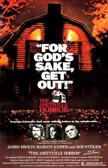 Films, October 05, 2019, 10/05/2019, The Amityville Horror (1979): Oscar Nominated Horror